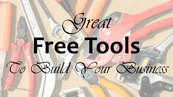 Tools to build business